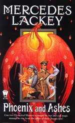 Elemental Masters nr. 3: Phoenix and Ashes (Lackey, Mercedes)