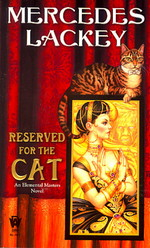 Elemental Masters nr. 5: Reserved for the Cat (Lackey, Mercedes)