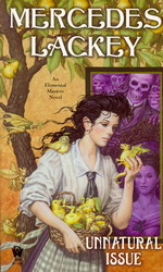 Elemental Masters nr. 6: Unnatural Issue (Lackey, Mercedes)