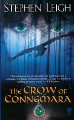 Crow of Connemara, The - TILBUD (så længe lager haves, der tages forbehold for udsolgte varer) (Leigh, Stephen)
