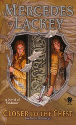 Valdemar: Herald Spy nr. 3: Closer to the Chest (Lackey, Mercedes)
