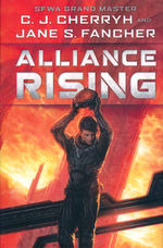 Alliance-Union (HC)Alliance Rising (m. Jane S. Fancher) (Cherryh, C.J.)