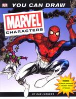 You Can Draw... Marvel Characters (Jurgens, Dan)