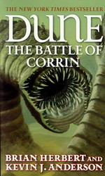 Legends of Dune nr. 3: Battle of Corrin, The (m. Kevin J. Anderson) (Herbert, Brian)