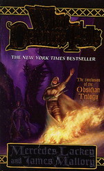 Obsidian Trilogy nr. 3: When Darkness Falls (m. James Mallory) (Lackey, Mercedes)