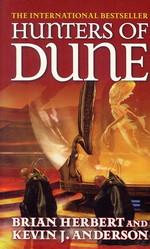 nr. 1: Hunters of Dune (m. Kevin Anderson) (Herbert, Brian)
