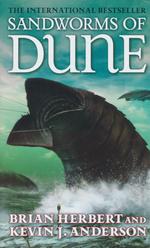 nr. 2: Sandworms of Dune (m. Kevin J. Anderson) (Herbert, Brian)