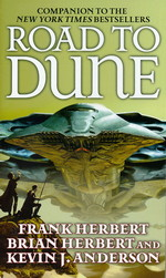 Road to Dune (m. Kevin Anderson) (Herbert, Brian)