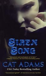 Blood Singer nr. 2: Siren Song - TILBUD (så længe lager haves, der tages forbehold for udsolgte varer) (Adams, Cat)