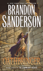 Stormlight Archive nr. 3: Oathbringer (Sanderson, Brandon)