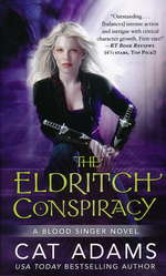 Blood Singer nr. 5: Eldritch Conspiracy , The (Adams, Cat)