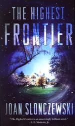 Highest Frontier, The  - TILBUD (så længe lager haves, der tages forbehold for udsolgte varer) (Slonczewski, Joan)