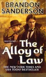 Mistborn nr. 4: Alloy of Law (Sanderson, Brandon)