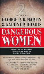 Dangerous Women nr. 2: Dangerous Women Vol. 2 - TILBUD (så længe lager haves, der tages forbehold for udsolgte varer) (Martin, George R.R. & Dozois, Gardner (Ed.))