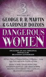 Dangerous Women nr. 3: Dangerous Women Vol. 3 - TILBUD (så længe lager haves, der tages forbehold for udsolgte varer) (Martin, George R.R. & Dozois, Gardner (Ed.))