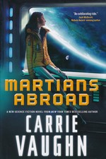 Martians Abroad (HC) - TILBUD (så længe lager haves, der tages forbehold for udsolgte varer) (Vaughn, Carrie)