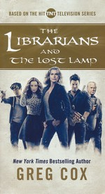 Librarians, The nr. 1: Librarians and The Lost Lamp, The (Cox, Greg)