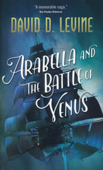 Adventures of Arabella Ashby, The nr. 2: Arabella and the Battle of Venus (Levine, David D.)