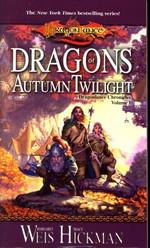 Chronicles nr. 1: Dragons of Autumn Twilight (Dragonlance)