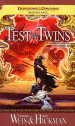 Legends nr. 3: Test of the Twins (Dragonlance)