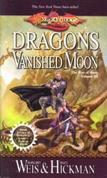 War of Souls nr. 3: Dragons of a Vanished Moon (Dragonlance)