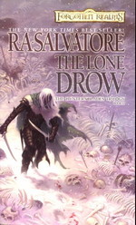 Hunter's Blade  nr. 2: Lone Drow, The (af R.A.Salvatore) (Forgotten Realms)