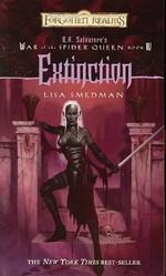 R.A.Salvatore's War of the Spider Queen nr. 4: Extinction (af Lisa Smedman) (Forgotten Realms)