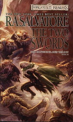 Hunter's Blade  nr. 3: Two Swords, The (af R.A. Salvatore) (Forgotten Realms)