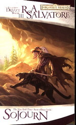 Legend of Drizzt, The nr. 3: Sojourn (af R.A.Salvatore) (Forgotten Realms)