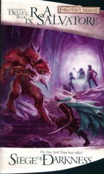 Legend of Drizzt, The nr. 9: Siege of Darkness (af R.A.Salvatore) (Forgotten Realms)