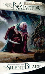 Legend of Drizzt, The nr. 11: Silent Blade, The (af R.A.Salvatore) (Forgotten Realms)