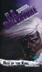 Companions Codex nr. 2: Rise of the King (af R. A. Salvatore) (Forgotten Realms)