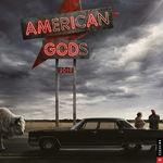 nr. 2019: American Gods 2019 Wall Calendar (Gaiman, Neil)