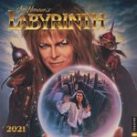 nr. 2021: Jim Henson's Labyrinth 2021 Wall Calendar (Henson, Jim)