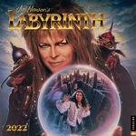 nr. 2022: Jim Henson's Labyrinth 2022 Wall Calendar (Henson, Jim)