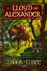 Chronicles of Prydain, The (TPB) nr. 1: Book of Three, The (Alexander, Lloyd)