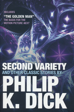 Collected Stories (TPB) nr. 2: Second Variety (Dick, Philip K.)