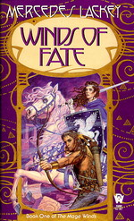 Valdemar: Mage Winds nr. 1: Winds of Fate (Lackey, Mercedes)