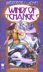 Valdemar: Mage Winds nr. 2: Winds of Change (Lackey, Mercedes)