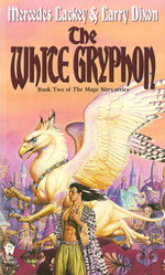 Valdemar: Mage Wars nr. 2: White Gryphon, The (m. Larry Dixon) (Lackey, Mercedes)
