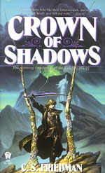Coldfire nr. 3: Crown of Shadows (Friedman, C.S.)