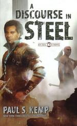 Egil & Nix nr. 2: Discourse in Steel, A - TILBUD (så længe lager haves, der tages forbehold for udsolgte varer) (Kemp, Paul S. )