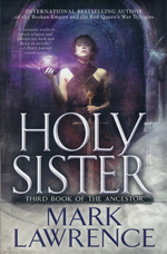 Book of the Ancestor (HC) nr. 3: Holy Sister (Lawrence, Mark)
