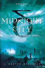 Conquered Earth (TPB) nr. 1: Midnight City (Mitchell, J. Barton)