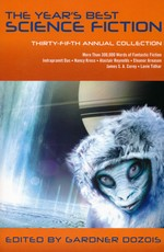 Year's Best Science Fiction, The (TPB) nr. 35: Year's Best Science Fiction, The: Thirty-Fifth Annual Collection (Dozois, Gardner)