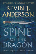 Wake the Dragon (TPB) nr. 1: Spine of the Dragon (Anderson, Kevin J.)