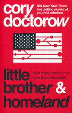 Little Brother (TPB) nr. 1,2: Little Brother & Homeland (Doctorow, Cory)