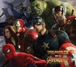Avengers (HC)Road to Avengers Infinity War, The (Marvel   )