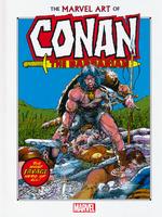 Marvel (HC)Marvel Art of Conan the Barbarian, The (Art Book) (Marvel   )