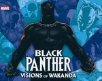 Marvel (HC)Black Panther: Visions of Wakanda (Art Book) (Harrold, Jess)